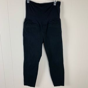 Gap Maternity Jeans Size 12 R GUC Skinny Ankle